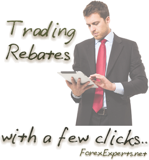 Forex rebates brokers